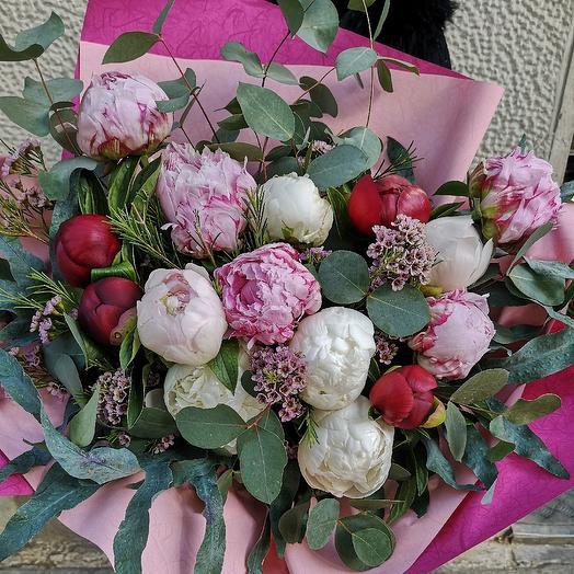 15 pion: flowers to order Flowwow