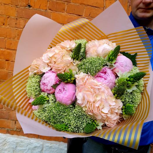 Шепотом: букеты цветов на заказ Flowwow
