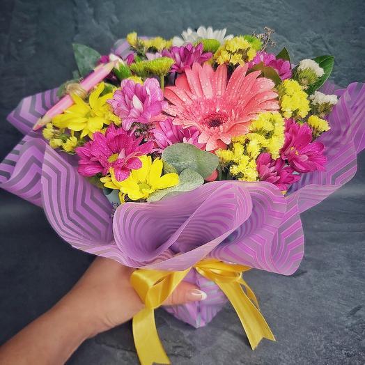 Букетон 2: букеты цветов на заказ Flowwow