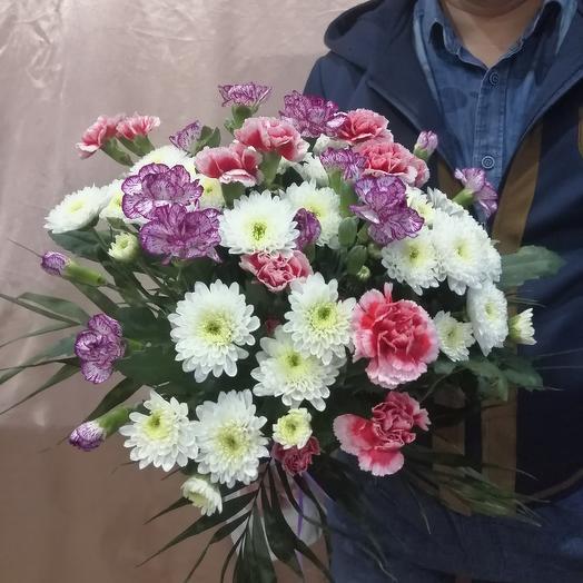 Салют: букеты цветов на заказ Flowwow