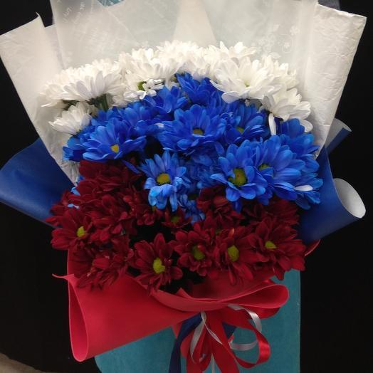 Букет - России: букеты цветов на заказ Flowwow