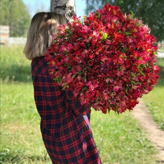 """Букет """" Аромат Надежды"""": букеты цветов на заказ Flowwow"""