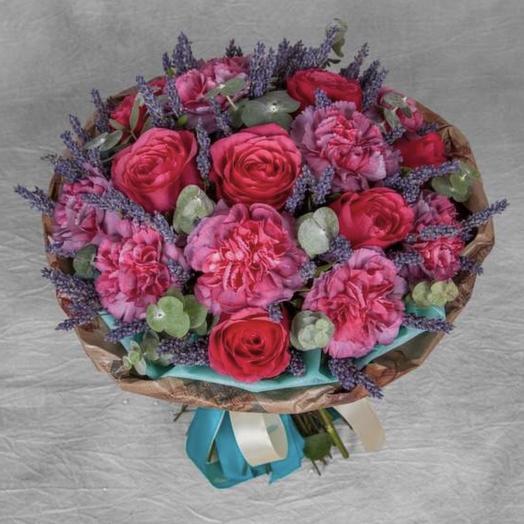 Черри: букеты цветов на заказ Flowwow