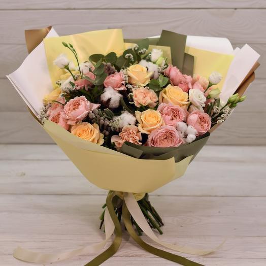 Букет Хельга: букеты цветов на заказ Flowwow