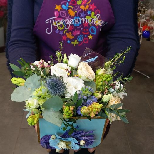 Лора: букеты цветов на заказ Flowwow