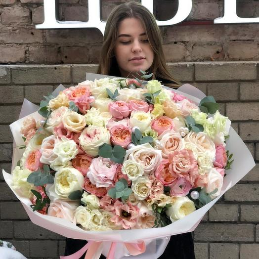 Мирабелла: букеты цветов на заказ Flowwow