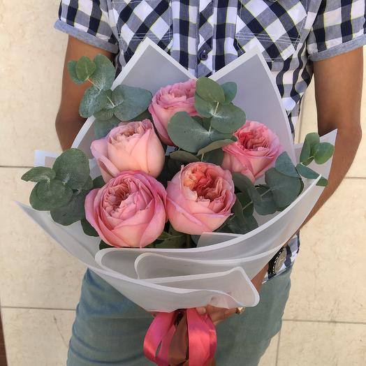 Роузи: букеты цветов на заказ Flowwow