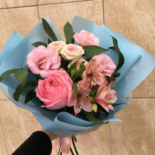 Валерия: букеты цветов на заказ Flowwow