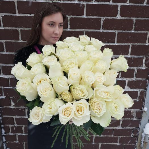 25 шт нежности: букеты цветов на заказ Flowwow