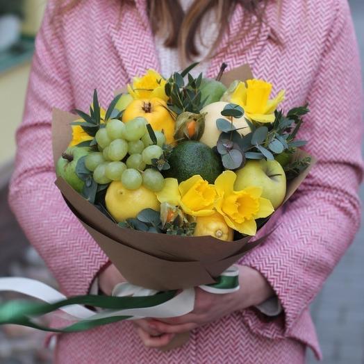 Восточный ветер: букеты цветов на заказ Flowwow