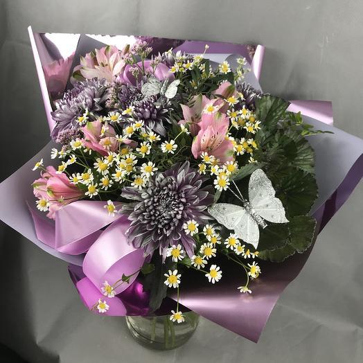 Зазеркалье: букеты цветов на заказ Flowwow
