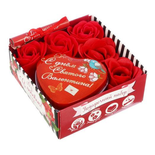 С Днем Святого Валентина: букеты цветов на заказ Flowwow