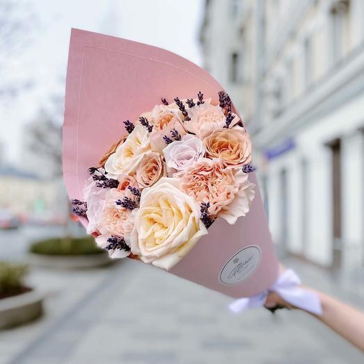 """Букет """"Louis Roederer"""": букеты цветов на заказ Flowwow"""