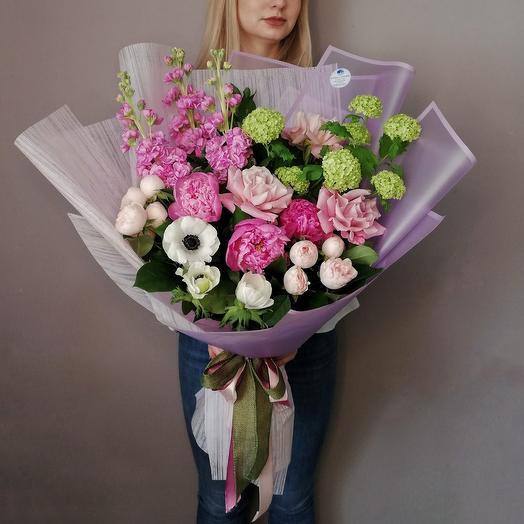 Букет 89: букеты цветов на заказ Flowwow