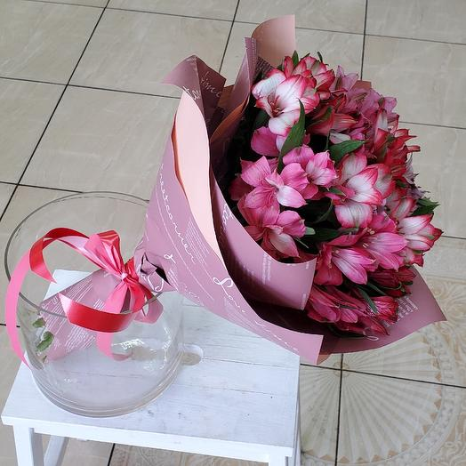 11 альстромерий: букеты цветов на заказ Flowwow