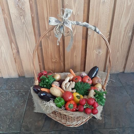 Композиция Овощная: букеты цветов на заказ Flowwow