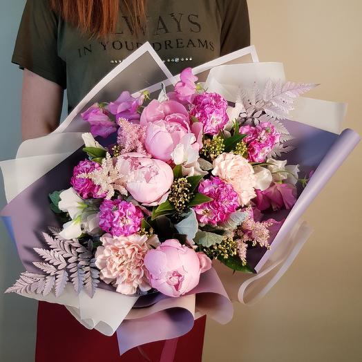 Melody of love: букеты цветов на заказ Flowwow