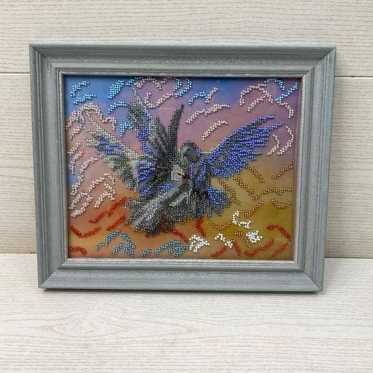 Картина Голубки