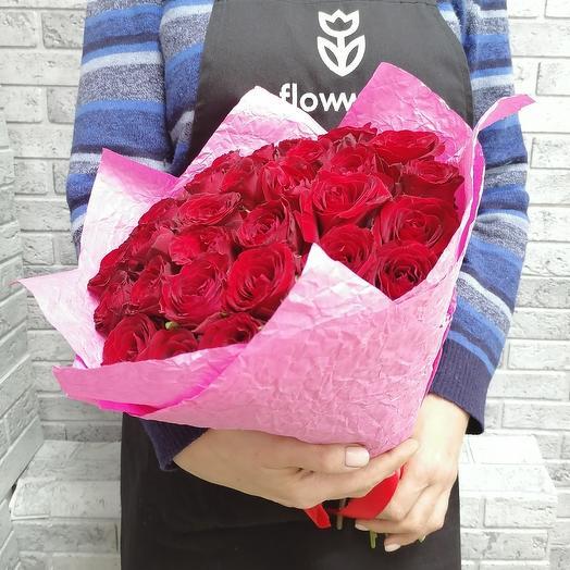 25 роз все для любви 😍💖