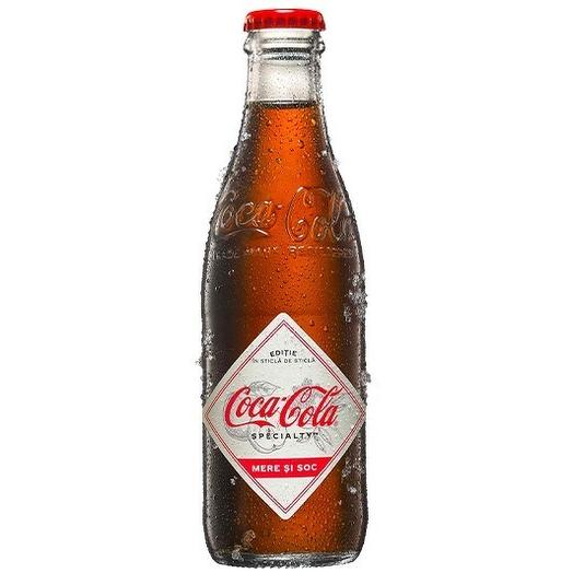 Coca-Cola Speciality Apple Elderflow 0,25 л