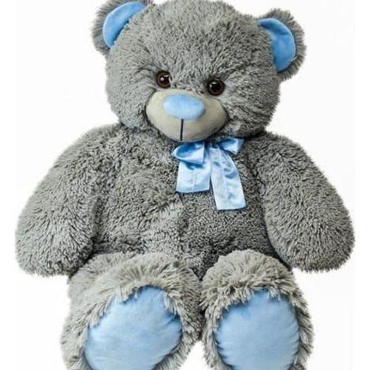 Toy Bear Sergik