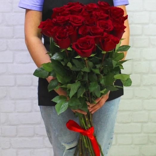 15 роз Эксплорер 60 см