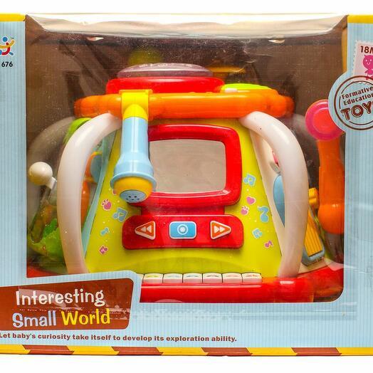 Интерактивная игрушка Interesting Small World - Домик