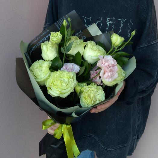 "Bouquet "" style"""