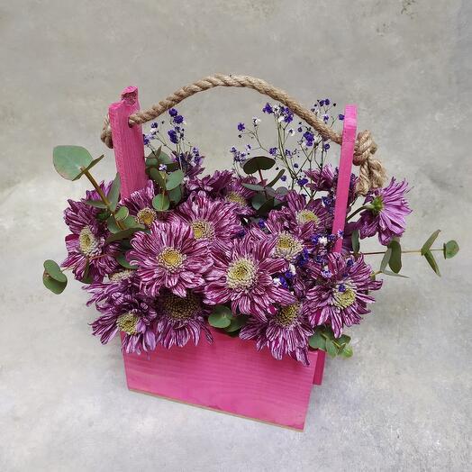Садовый ящик
