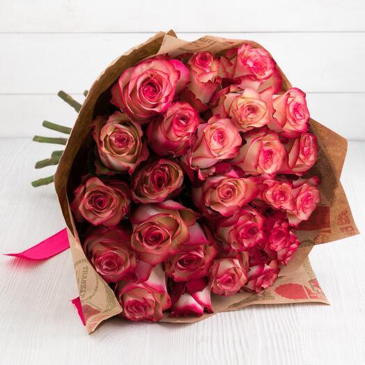 Букет любимых роз
