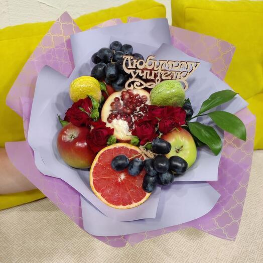 Букет из фруктов «Витаминка»