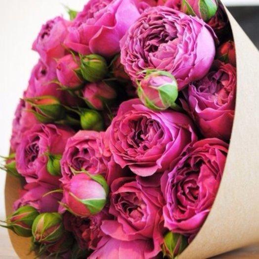 Супер бабблс: букеты цветов на заказ Flowwow