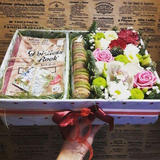 Поздравляю!: букеты цветов на заказ Flowwow