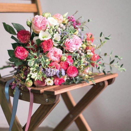 Прилив нежности: букеты цветов на заказ Flowwow