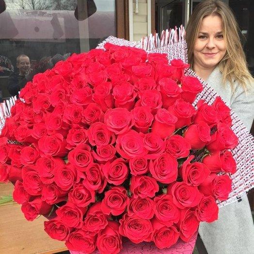 Букет Моя Фридом: букеты цветов на заказ Flowwow