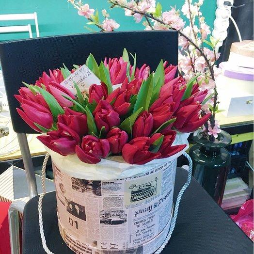 Темза: букеты цветов на заказ Flowwow
