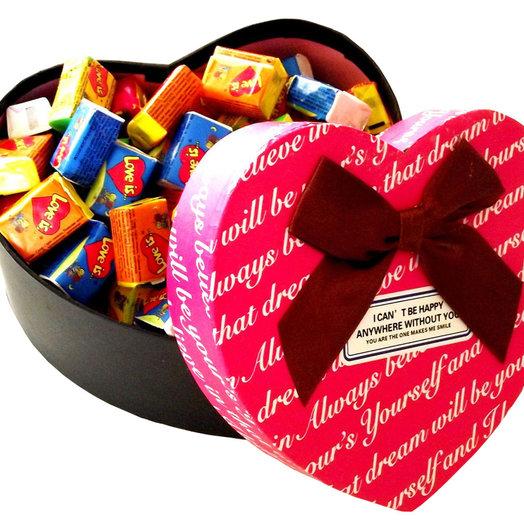 """Ассорти """"Love is"""": букеты цветов на заказ Flowwow"""