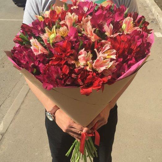 Funny Fay: букеты цветов на заказ Flowwow