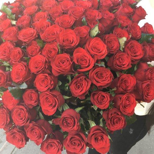 Королевская роскошь: букеты цветов на заказ Flowwow