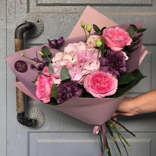 Букет Майра: букеты цветов на заказ Flowwow