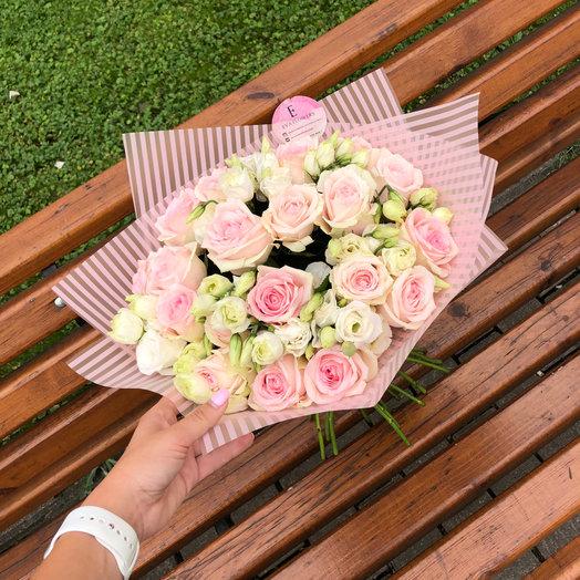 Букет чувств : букеты цветов на заказ Flowwow