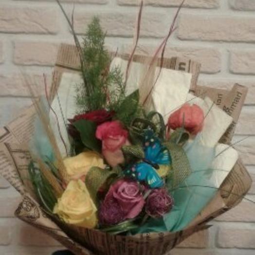 Авангард : букеты цветов на заказ Flowwow