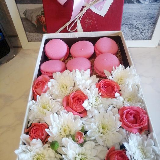 Tenderness with macaronni