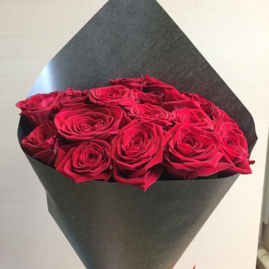 Black heart: букеты цветов на заказ Flowwow