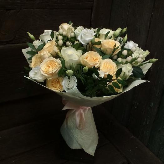 Нежное: букеты цветов на заказ Flowwow