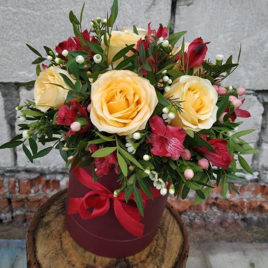 """Композиция """"Роксана"""": букеты цветов на заказ Flowwow"""