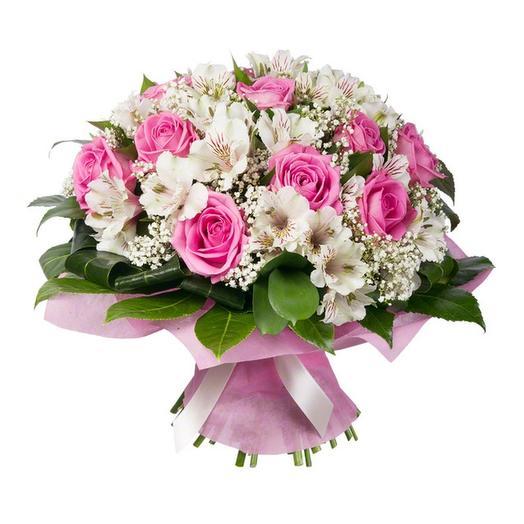 Букетик радости: букеты цветов на заказ Flowwow