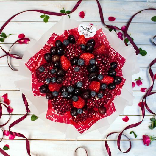 Рубин: букеты цветов на заказ Flowwow