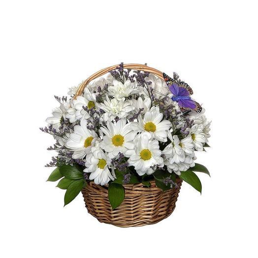 Ромашечка: букеты цветов на заказ Flowwow