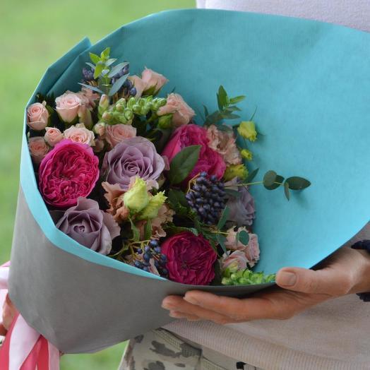 "Букет цветов ""Дали"": букеты цветов на заказ Flowwow"